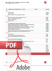 Pdf Of The Engagement Party Planning Checklist