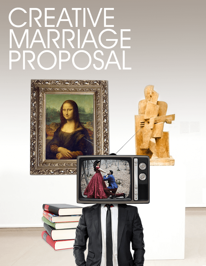 Creative Marriage Proposals Romantic Ideas To Get You Inspired