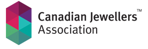 Logo for Canadian Jewellers Association
