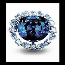 Blue Hope Diamond